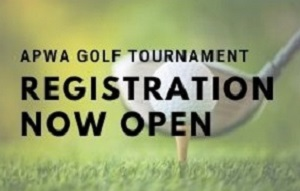APWA Golf Tournament Registration Open